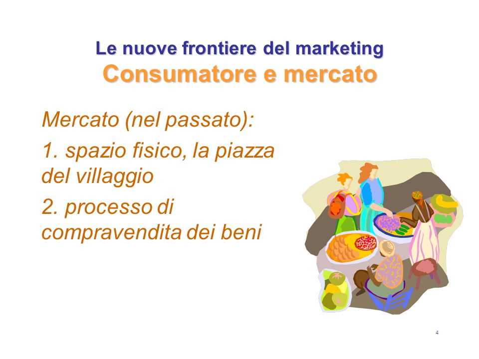 45 Le nuove frontiere del marketing Marketing passaparola 1.