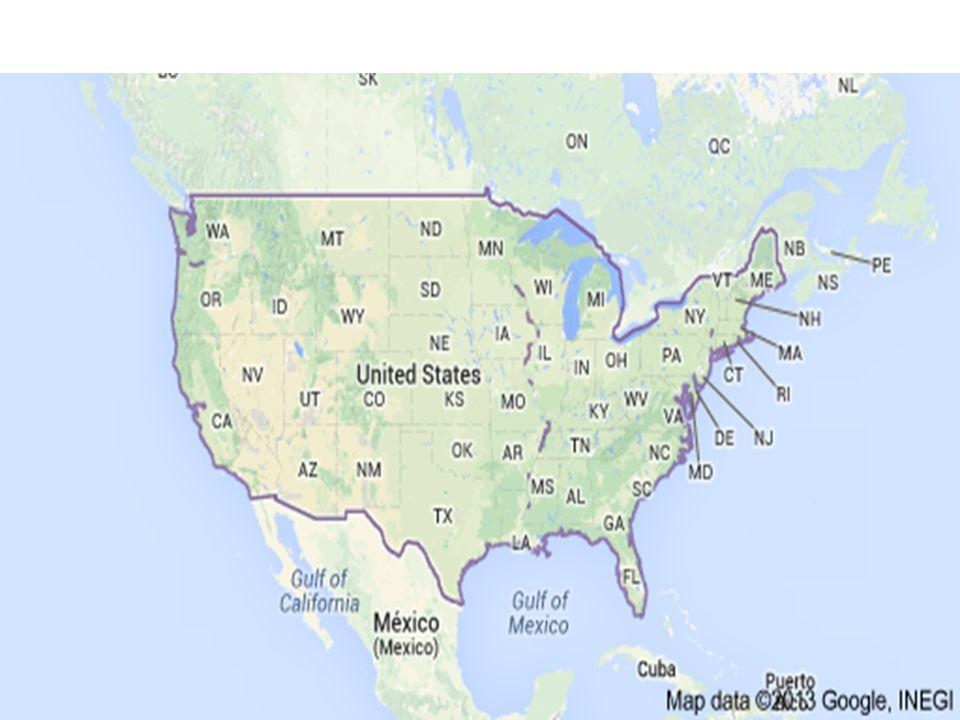 PERCHE' CI DEVI ESSERE.Gli USA sono il mercato più grande del mondo.