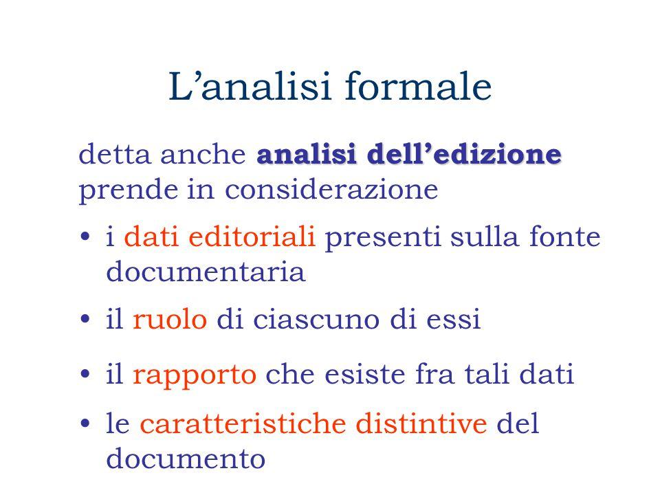 L'analisi concettuale è autonoma rispetto al linguaggio catalografico utilizzato interessa tutti i metodi di indicizzazione semantica si traduce in una espressione simbolica un descrittore da una lista controllata una notazione da un sistema di classificazione