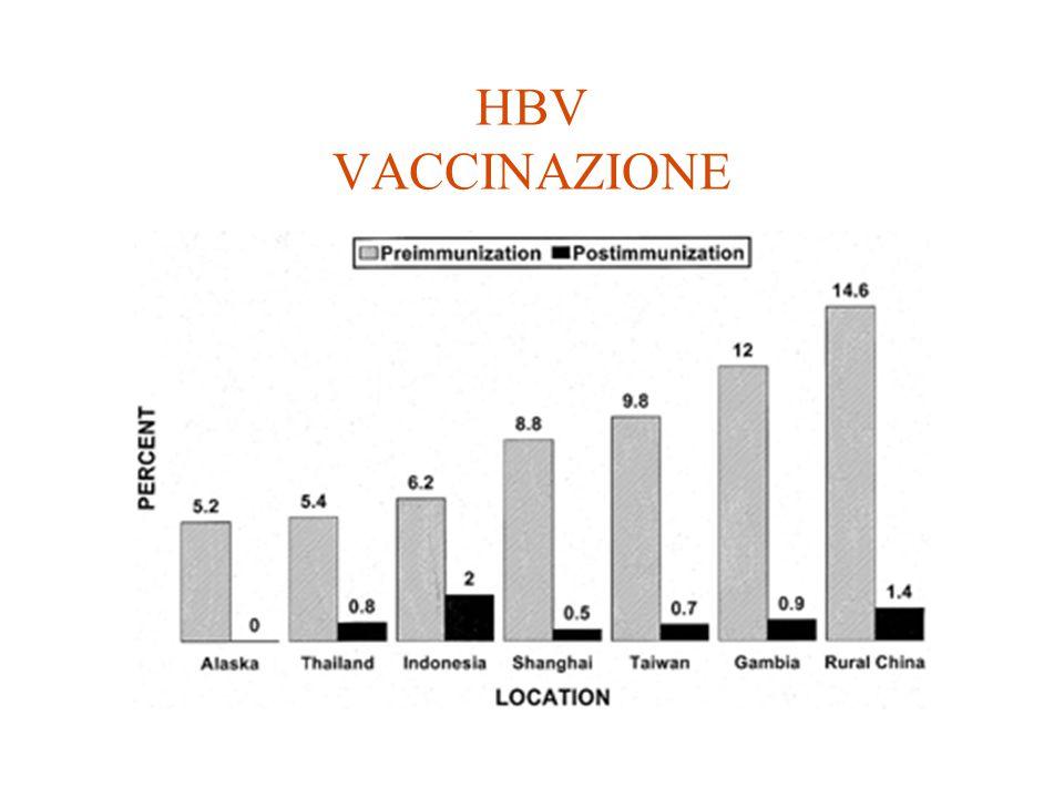 HBV VACCINAZIONE