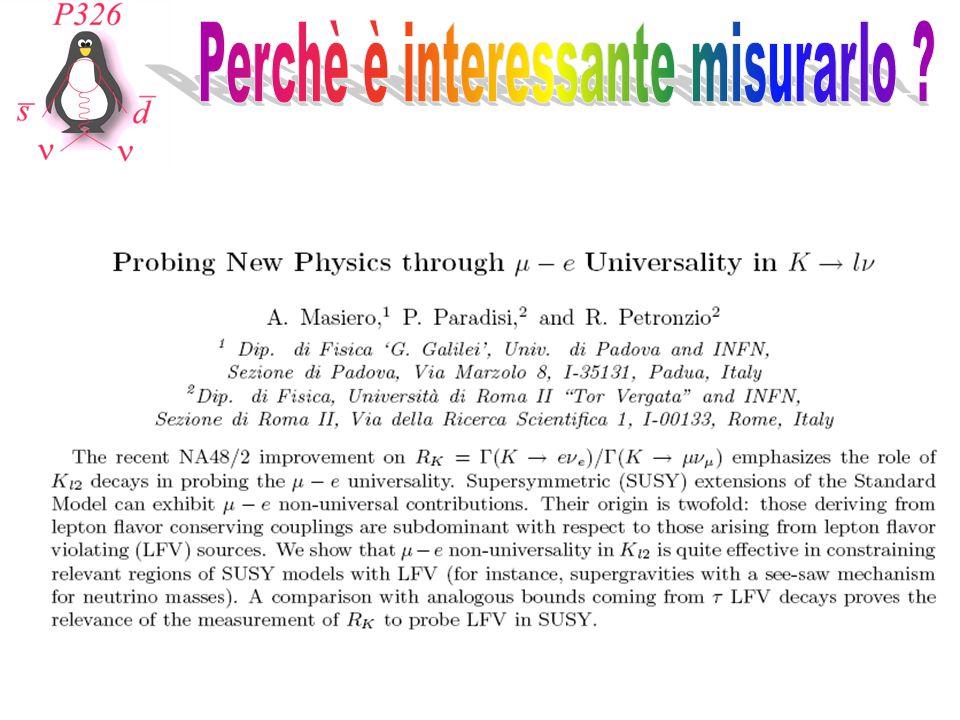 In questo lavoro viene dimostra come sia possibile che si realizzi, in una classe di teorie Supersimmetriche, una apparente violazione dell'universali