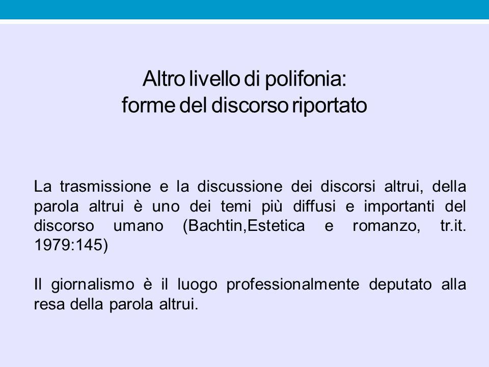 CdS, 18.3.2012 T.«Riforme condivise, alla politica serve moralità » T.