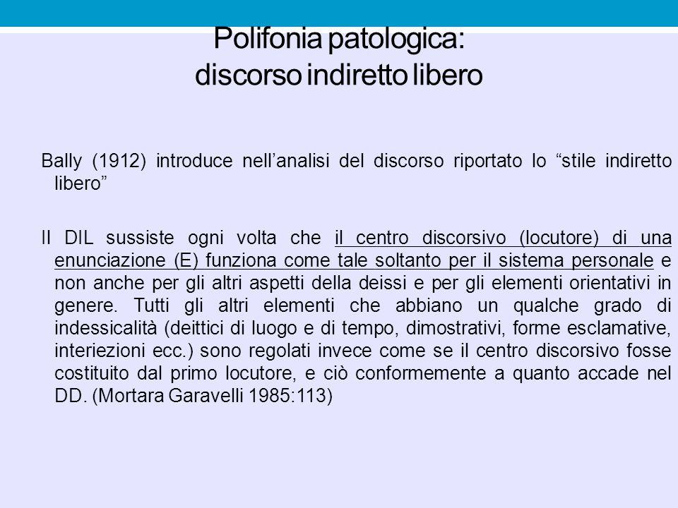 Caratteristiche del DIL (cfr.