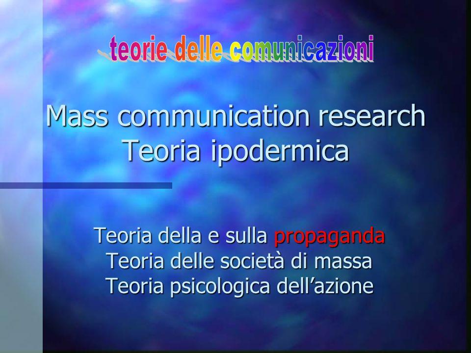 Approccio empirico sperimentale: la Campagna n Studio effetti in situazione Campagna: 1.