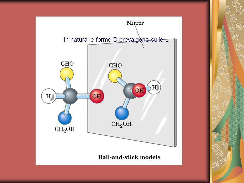 Composti ridotti  polialcoli o polioli Es.