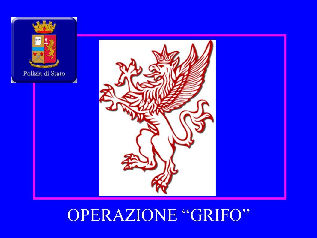 OPERAZIONE GRIFO