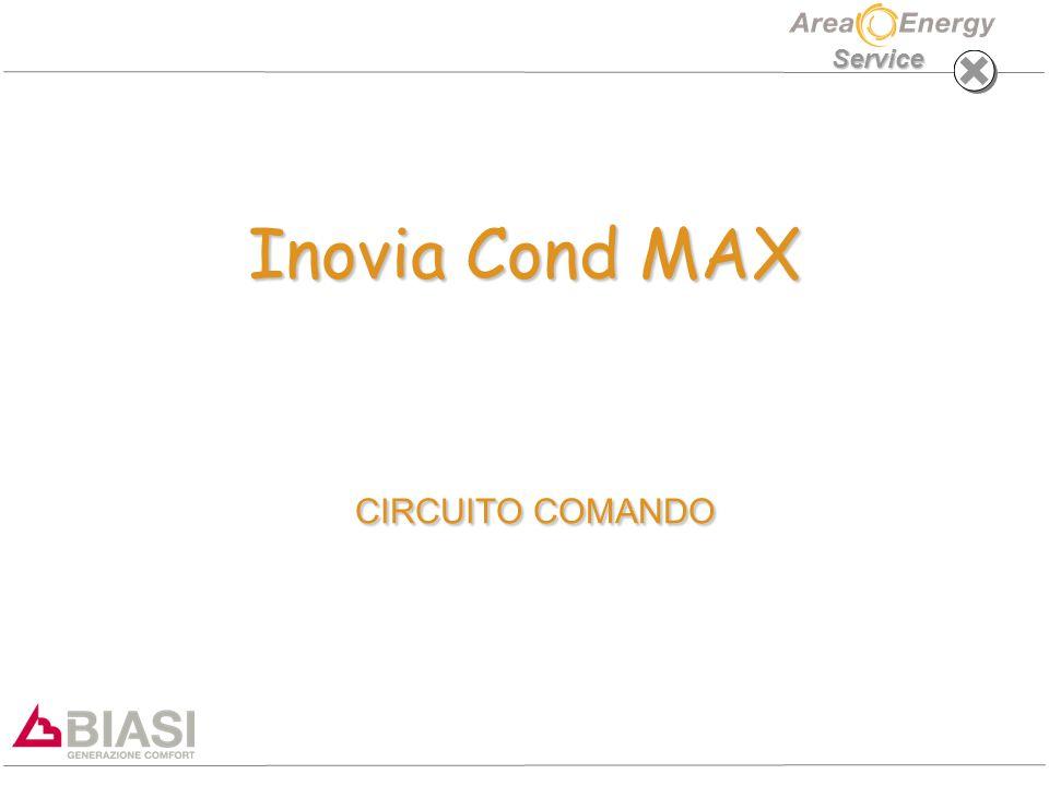 Service Inovia Cond MAX CIRCUITO COMANDO Inovia Cond MAX CIRCUITO COMANDO