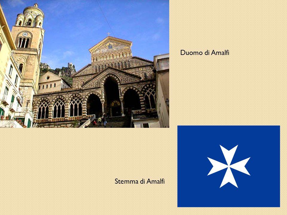 Duomo di Amalfi Stemma di Amalfi