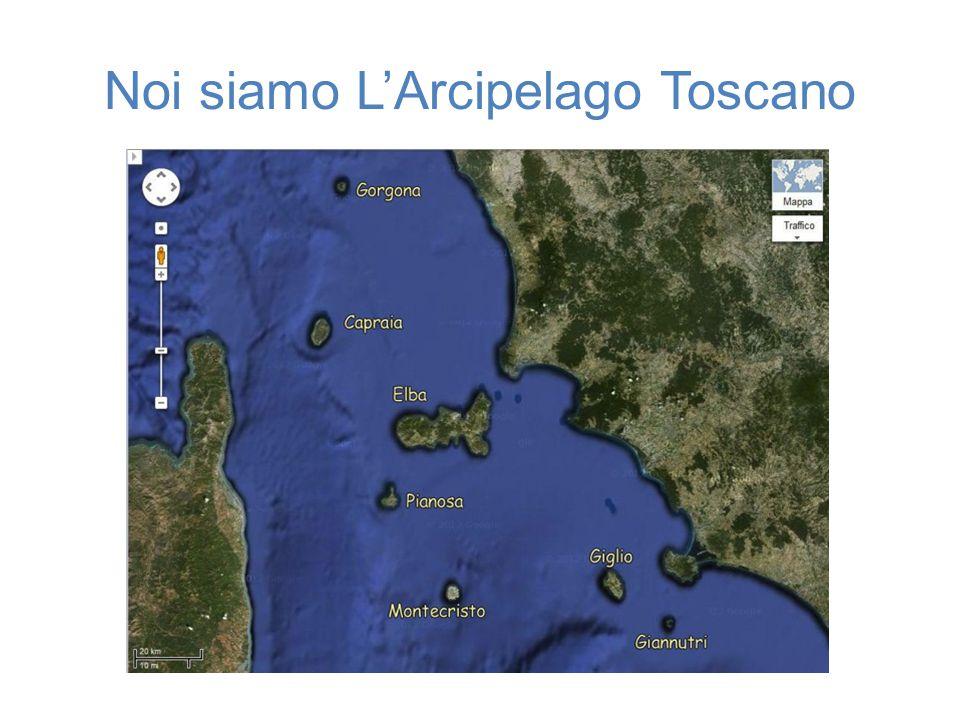 Noi siamo L'Arcipelago Toscano
