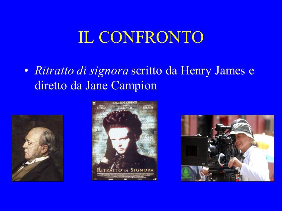 IL CONFRONTO Ritratto di signora scritto da Henry James e diretto da Jane Campion