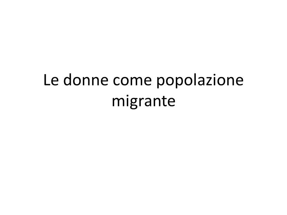 Evento migrazione: Raggiungere il coniuge Decisione concorde ricerca di un lavoro soddisfacente Evento migrazione: Raggiungere il coniuge Decisione concorde ricerca di un lavoro soddisfacente Vita in Italia: Lavoro occasione di incontro con la cultura locale, di apprendimento, di socializzazione Strategia emancipatoria, Sperimentazione di reti miste Vita in Italia: Lavoro occasione di incontro con la cultura locale, di apprendimento, di socializzazione Strategia emancipatoria, Sperimentazione di reti miste Relazioni familiare e identità di genere: Maggiore equilibrio nei ruoli all'interno della coppia Relazioni familiare e identità di genere: Maggiore equilibrio nei ruoli all'interno della coppia Madri e figlie: Dilemma tra riproduzione dei modelli della cultura d'origine e adesione a schemi diversi da quelli della propria tradizione Ricerca di equilibrio Strumenti:istruzione Madri e figlie: Dilemma tra riproduzione dei modelli della cultura d'origine e adesione a schemi diversi da quelli della propria tradizione Ricerca di equilibrio Strumenti:istruzione mediazione