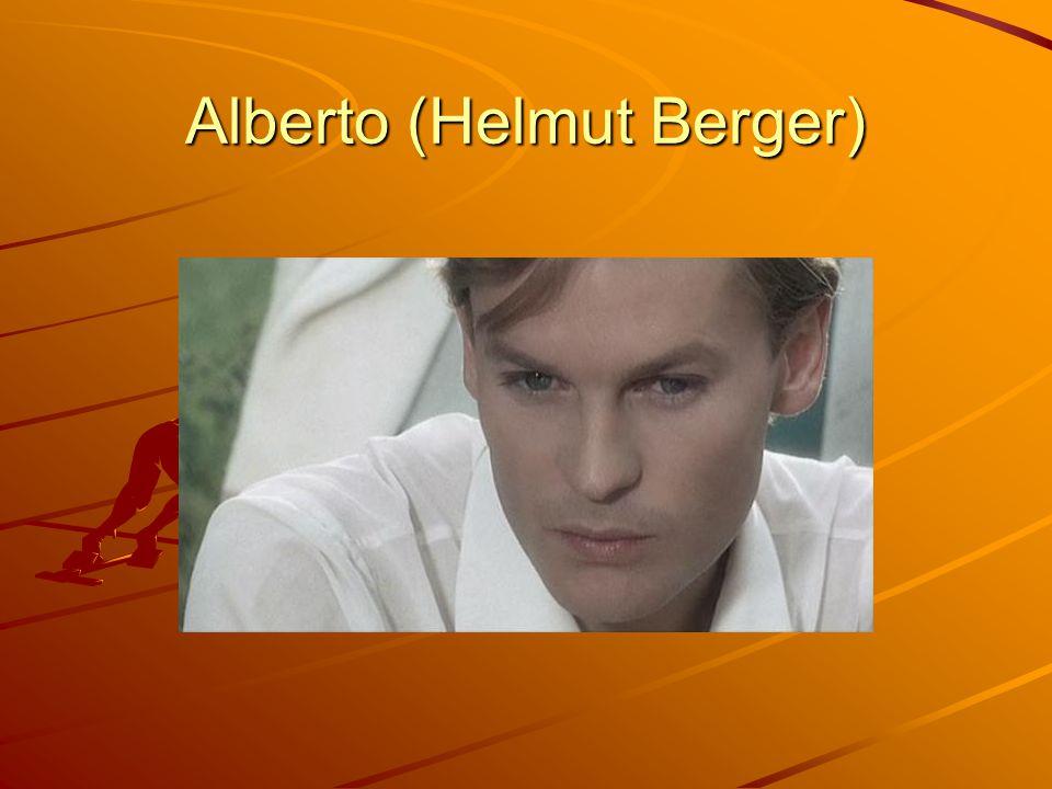 Alberto (Helmut Berger)