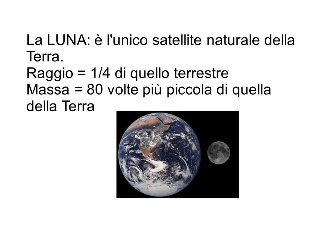 MAREE: sono periodiche variazioni di livello del mare influenzate dalla Luna per effetto della forza di gravità.