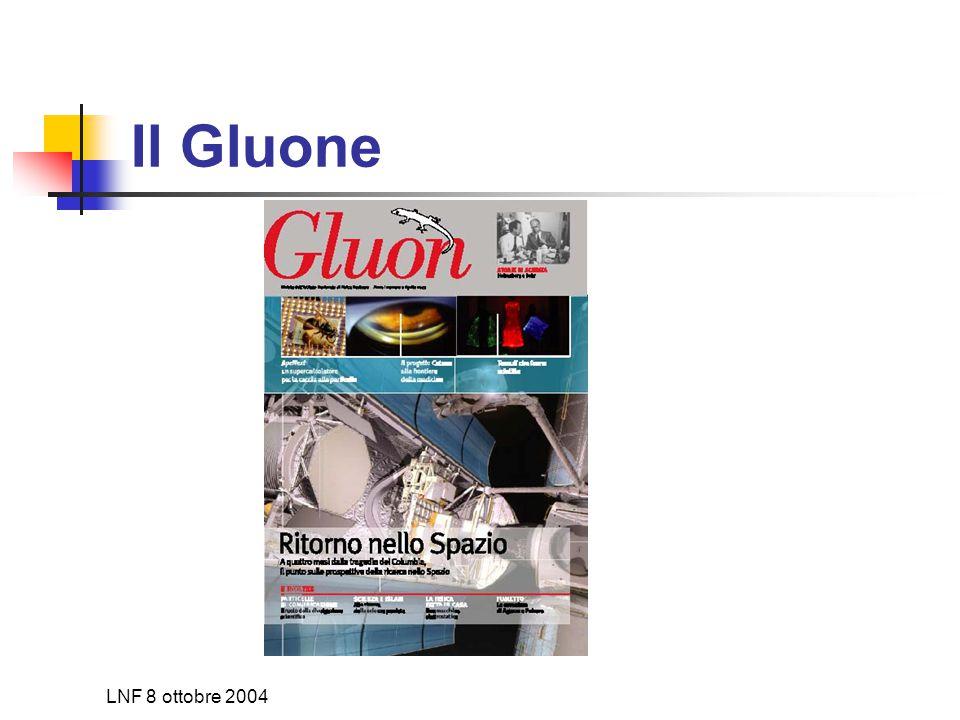 LNF 8 ottobre 2004 Il viaggio del microscopi Genova 2004 Roma Torino Pisa Firenze Milano Napoli