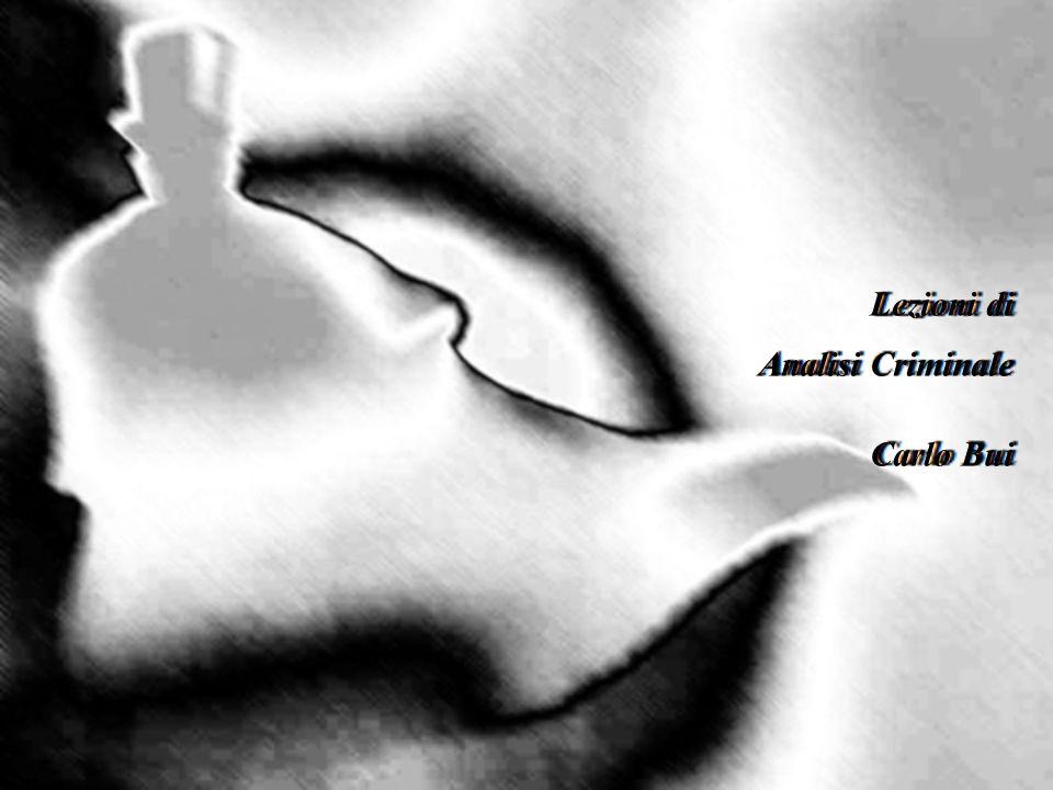 Esempio di Profilo Geografico (i dati si riferiscono agli attentati del cosiddetto Unabomber del Triveneto ed è stata utilizzata una versione semplificata del programma DRAGNET con distanza descritta da una funzione di decadimento esponenziale) Modello di Canter Marauder 87% Commuter13% Esempio di Profilo Geografico (i dati si riferiscono agli attentati del cosiddetto Unabomber del Triveneto ed è stata utilizzata una versione semplificata del programma DRAGNET con distanza descritta da una funzione di decadimento esponenziale) Modello di Canter Marauder 87% Commuter13%