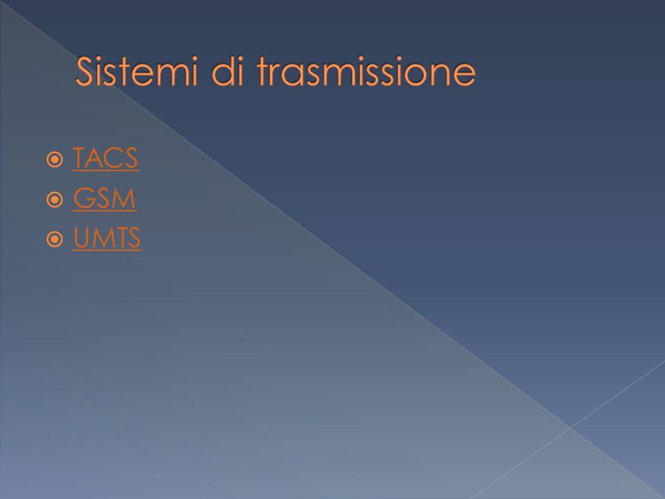  TACS TACS  GSM GSM  UMTS UMTS