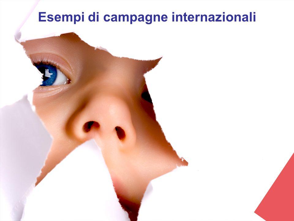 Esempi di campagne internazionali