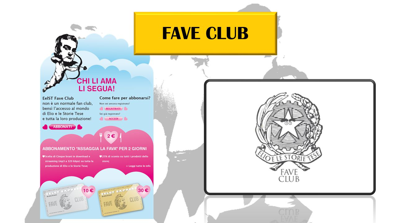 FAVE CLUB