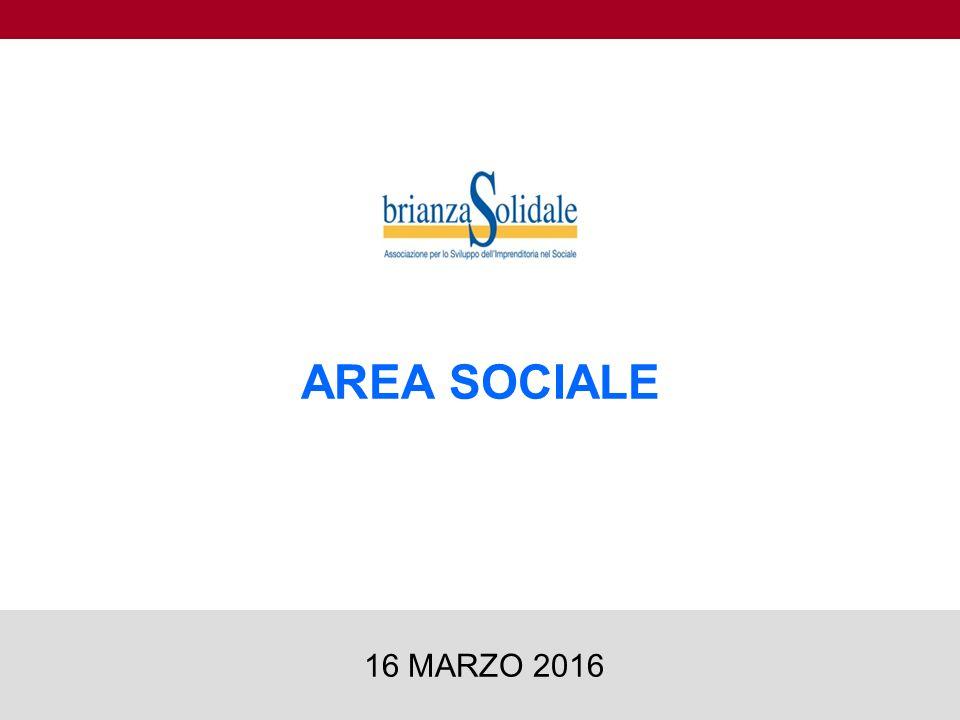 AREA SOCIALE 1 16 MARZO 2016