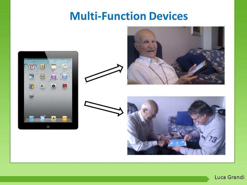 Multi-Function Devices Luca Grandi