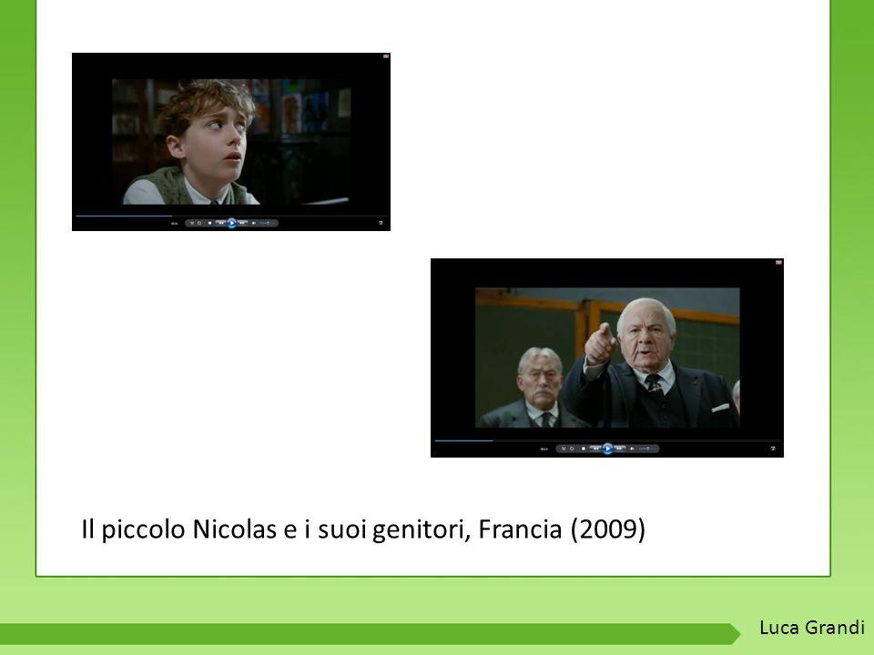 Il piccolo Nicolas e i suoi genitori, Francia (2009) Luca Grandi