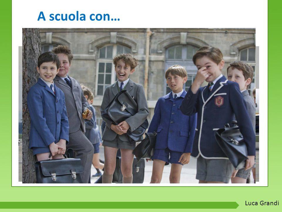A scuola con… Luca Grandi