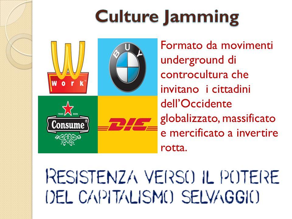 Formato da movimenti underground di controcultura che invitano i cittadini dell'Occidente globalizzato, massificato e mercificato a invertire rotta.