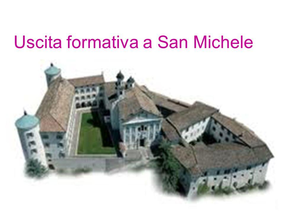 Uscita formativa a San Michele