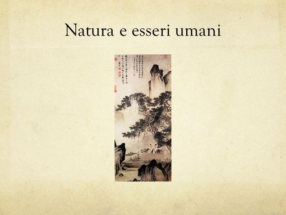 Natura e esseri umani