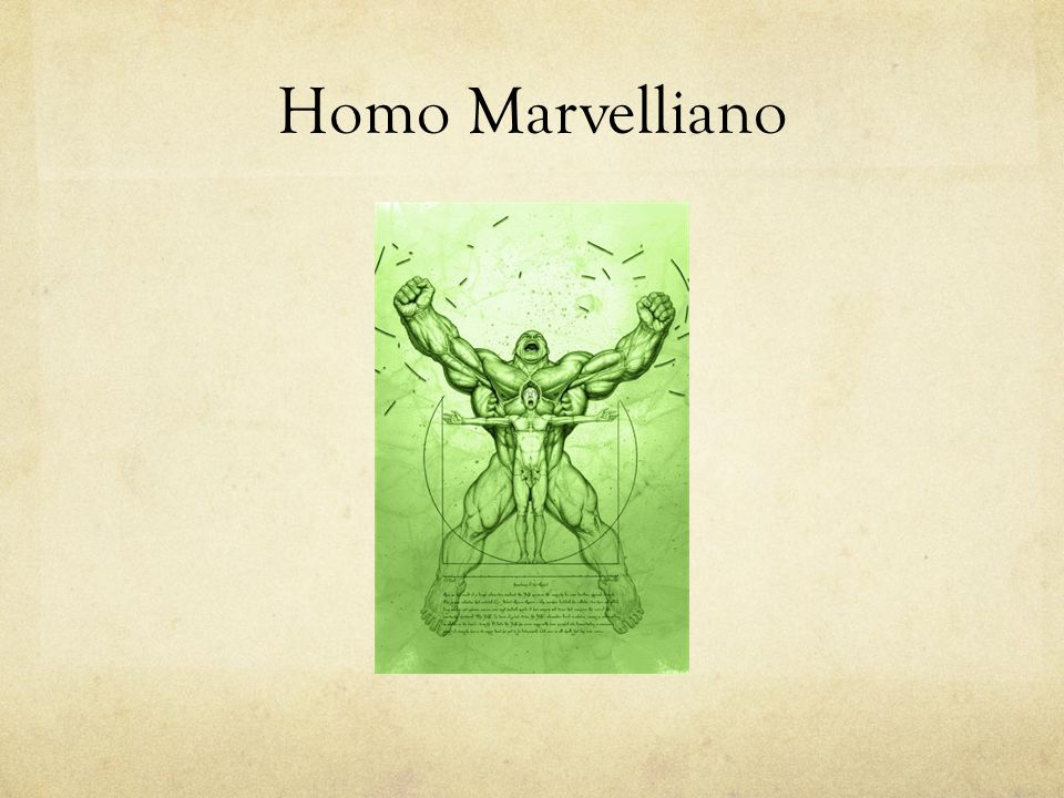 Homo Marvelliano