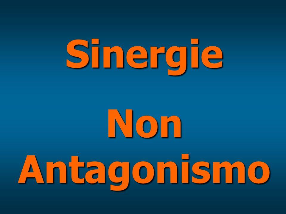 Sinergie Non Antagonismo