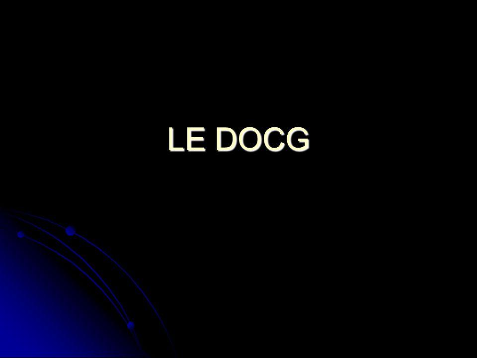 LE DOCG
