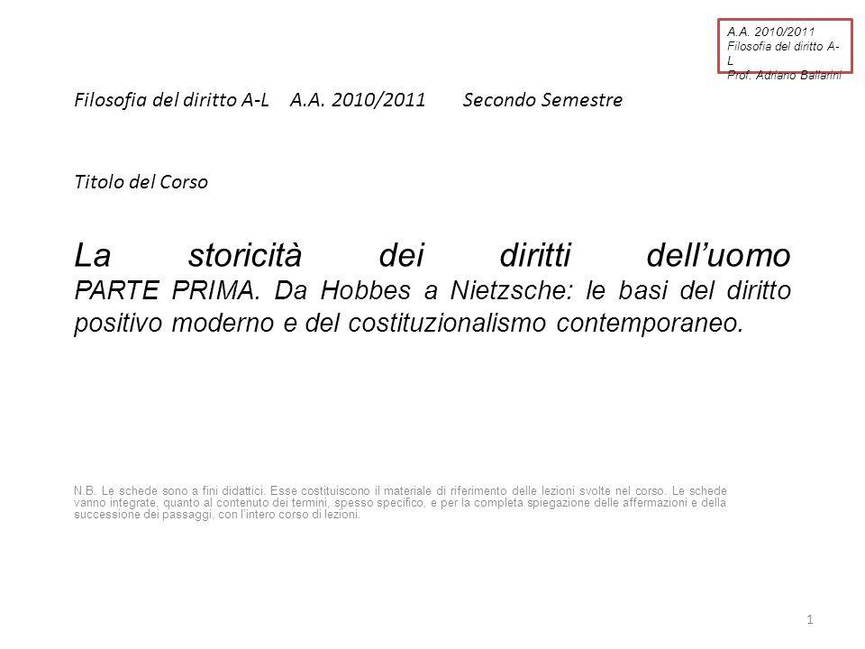Impostazione didattica A.Lezioni frontali (45 ore.
