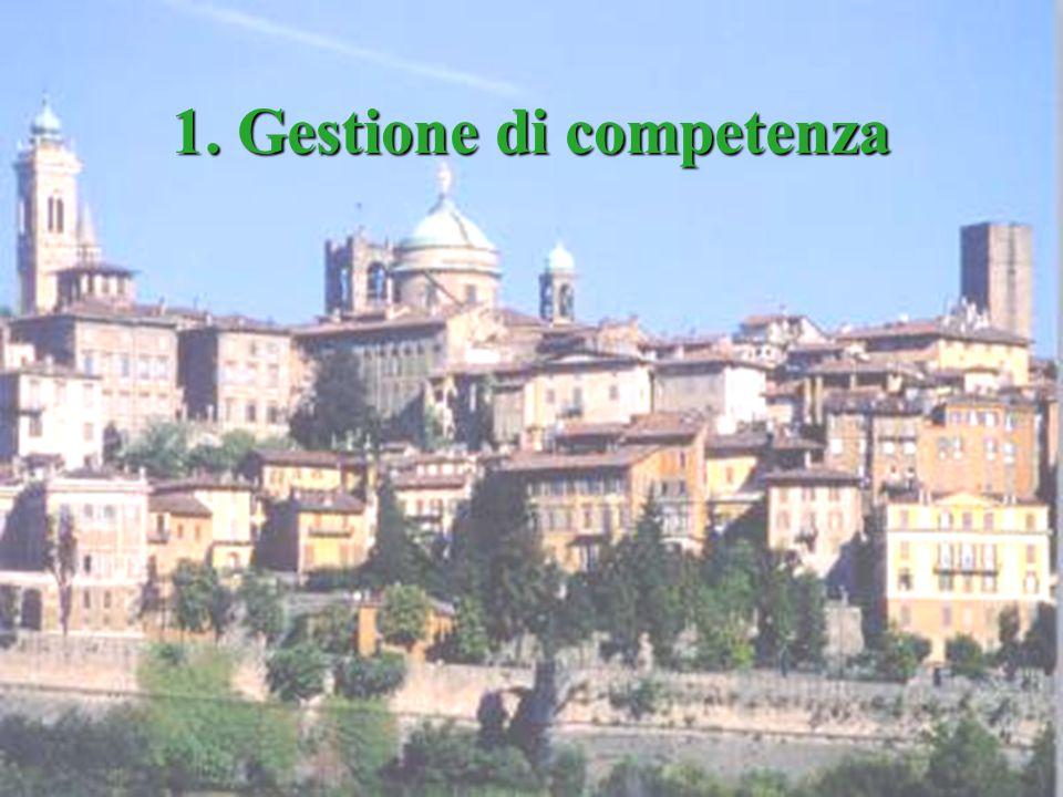 2 1. Gestione di competenza