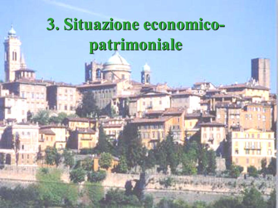 20 3. Situazione economico- patrimoniale