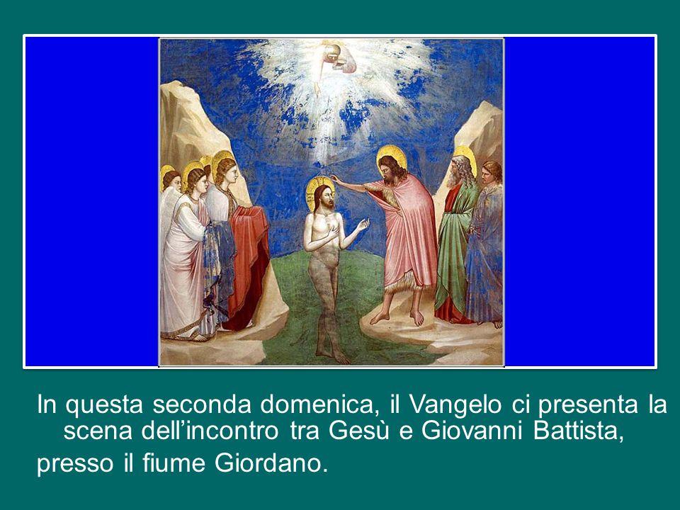 Con la festa del Battesimo del Signore, celebrata domenica scorsa, siamo entrati nel tempo liturgico chiamato ordinario .