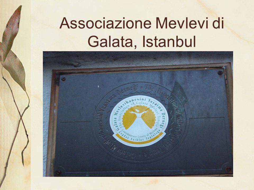 Associazione Mevlevi di Galata, Istanbul