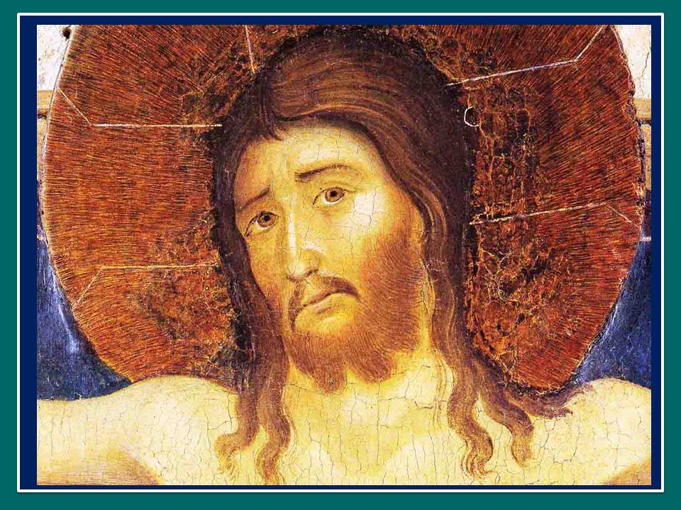 Ce lo presenta come il Primogenito di tutta la creazione : in Lui, per mezzo di Lui e in vista di Lui furono create tutte le cose.