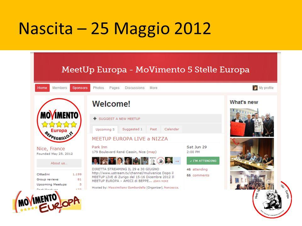 In Europa come in Italia… 28/06/2013 – Pagina 5 Logo Piattaforma e Luogo?.