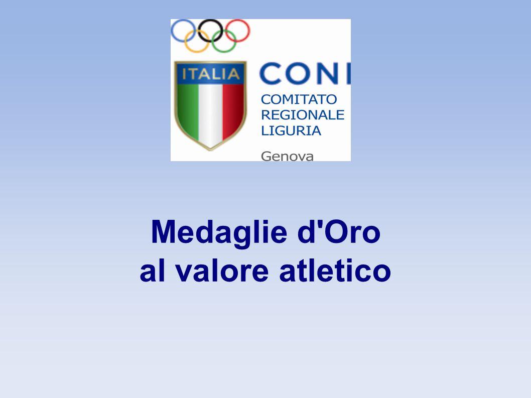 Medaglia d Oro al Valore Atletico Paola Fraschini Campionessa Mondiale Pattinaggio Artistico Solo Dance