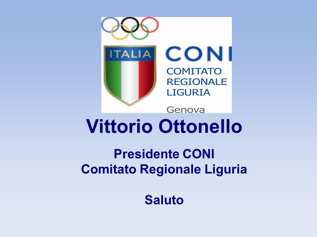 Giovanni Malagò Presidente CONI Intervento