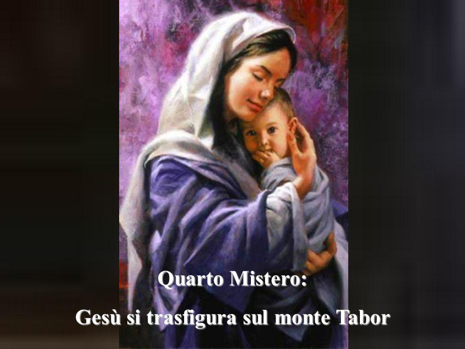 Luca 9,35 Dalla nube uscì una voce che diceva: Dalla nube uscì una voce che diceva: Questi è il Figlio mio prediletto; ascoltatelo!