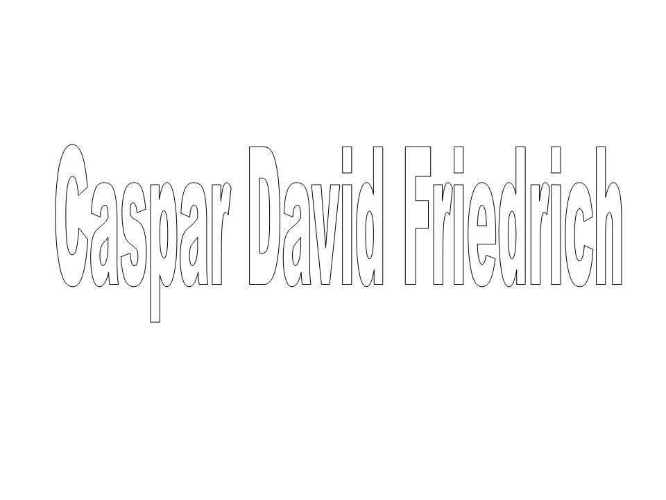 Caspar David Friedrich - Mare di ghiaccio - 1823-24 - Olio su tela, cm 97x127 - Amburgo, Kunsthalle.