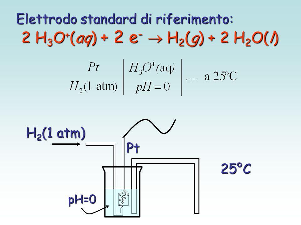 Elettrodo a idrogeno