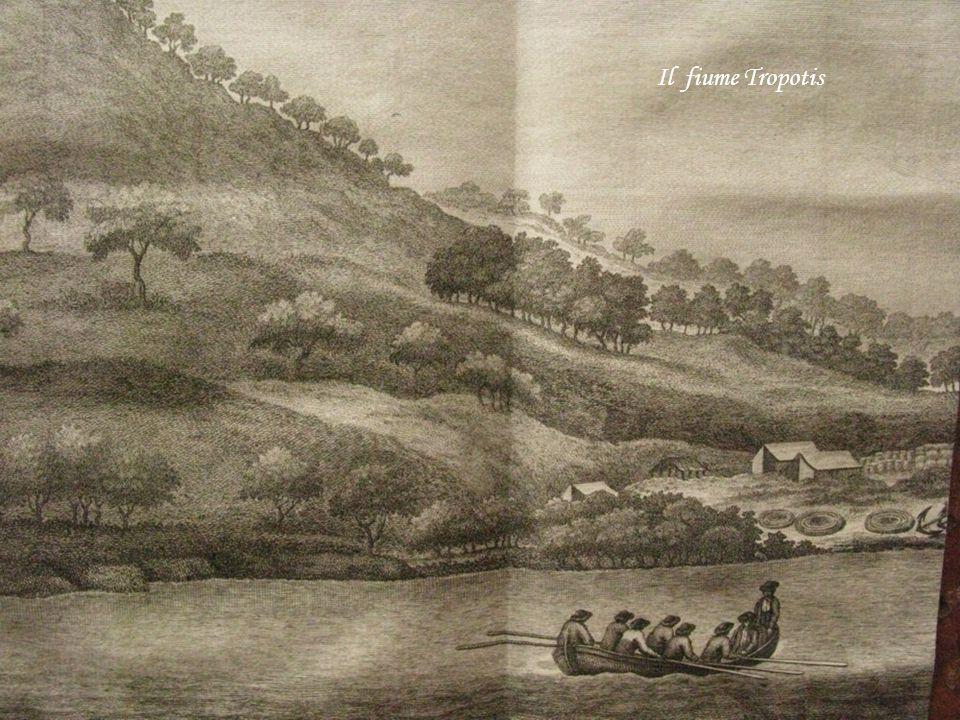 Il fiume Tropotis