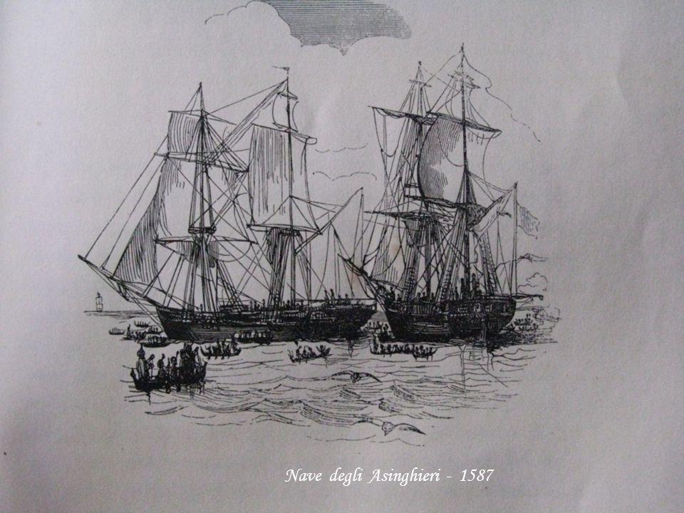 Nave degli Asinghieri - 1587