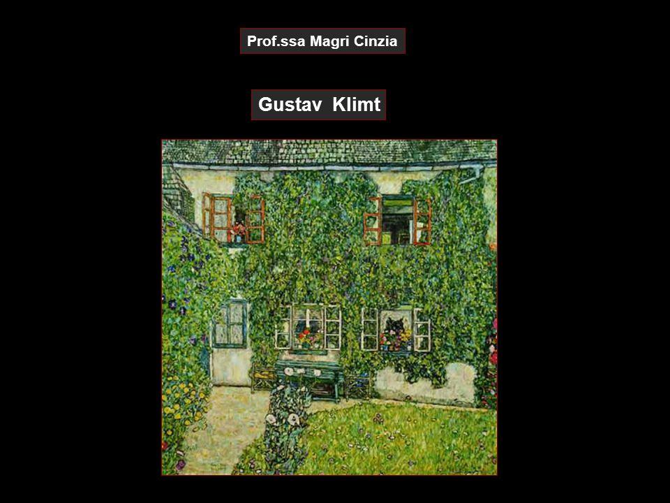 Gustav Klimt Prof.ssa Magri Cinzia