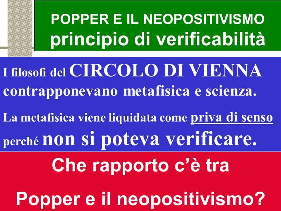 """POPPER E EINSTEIN """"la rivoluzione epistemologica di Popper è il riflesso, in filosofia, della rivoluzione scientifica di Einstein in fisica"""" Come Kant"""