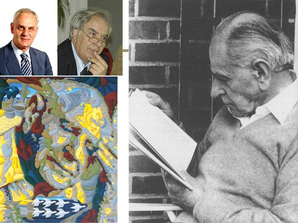 KARL POPPER 1902 - 1994 RAZIONALISMO CRITICO