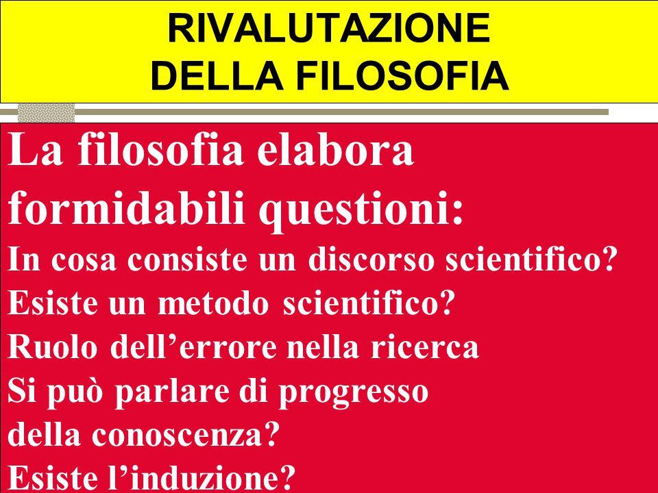 EPISTEMOLOGIA FALSIFICABILITA' FALLIBILISMO POLITICA DEMOCRAZIA (Soc. ap.) Contro i TOTALITARISMI
